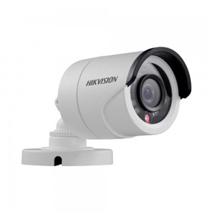 Hikvision HD1080P Turbo HD Bullet Camera. Lens option: 3.6mm, HD1080P Video Output