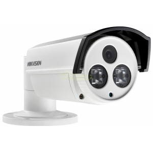 Hikvision HD1080P Turbo HD EXIR Low Light Bullet Camera. Lens option: 12mm, Adopt HDTVI Tech