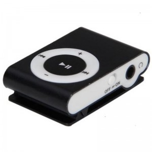 Pocket MP3 Player With Back Clip