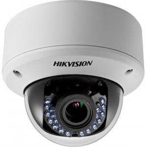 "Hikvision HD 720p Turbo Vari-focal 40M IR Dome Camera, 1/3"" CMOS"