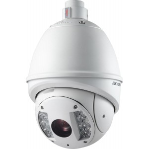 Hikvision 30X (4-120mm Zoom) Outdoor E Series HD1080p IR Turbo PTZ Camera, 1/3'' CMOS Image Sensor
