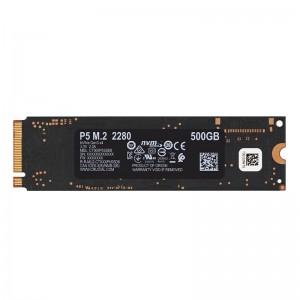Crucial P5 M.2 NVME 500GB SSD