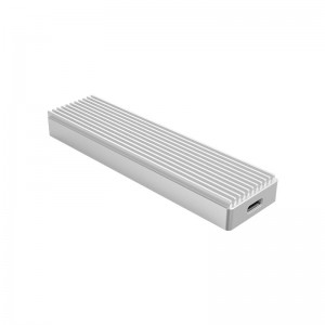 Orico M.2 NVME to Type-C SSD Enclosure - Grey