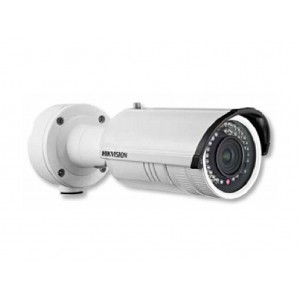 Hikvision 1.3-MP Motorized VF WDR IR Network Bullet Camera, HD720p