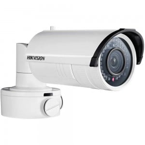 Hikvision 1.3-MP Motorized VF WDR IR Network Bullet Camera, HD720p, VF Lens: 2.8 ~ 12mm
