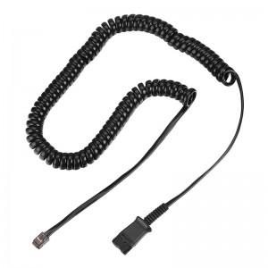 Calltel Quick Disconnect - RJ9 Standard Cable