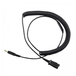 Calltel Quick Disconnect - 3.5mm Jack Cable