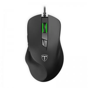 T-Dagger Detective 3200DPI 6 Button|180cm Cable|Gaming Mouse - Black