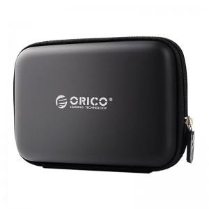 Orico 2.5 Portable Hard Drive Protector Bag - Black