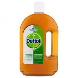 Dettol Antiseptic 750ml - 750ml