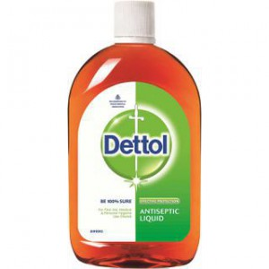 Dettol Antiseptic 1lt (Expiry Date 02/2021)