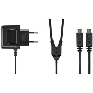 Motorola Dual Micro USB Y-Cable Charger for T62/T82 (PMPN4152AR)