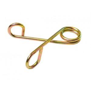 Nemtek Spring Clip - 10mm Rod - Gold