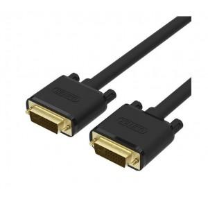 Unitek 2m DVI+D (24+1) mm 8.5mm (Y-C214DGY)
