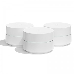 Google Wifi - Router replacement for whole home coverage (3 pack)