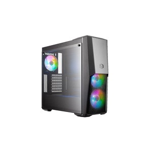 Cooler Master Masterbox MB500 ATX Tempered Glass Panel Midi Tower Computer Case