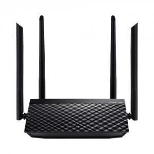 Asus AC1200 Dual-Band Wi-Fi Router with four Antennas and Parental Control