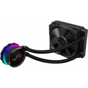 Asus ROG Ryuo 120 All-in-one Liquid CPU Cooler with Color OLED