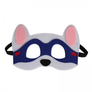 Paw Patrol Mask- Robo Dog