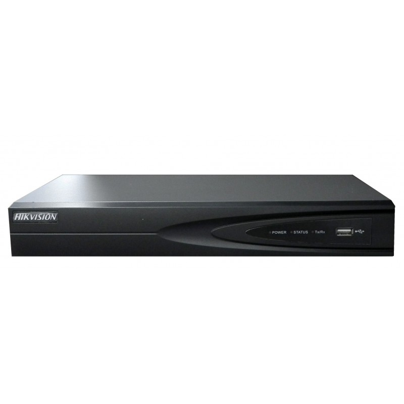 Hikvision 32-Channel Turbo HD Embedded DVR. H.264, Simultaneous HDMI1, VGA and HDMI2 outputs - up to 1920x1080P