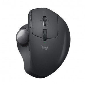 Logitech MX Ergo RF Wireless Mouse - Black