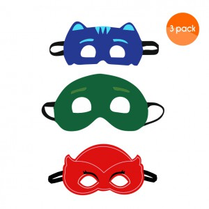 PJ Masks Mask- 3 Pack