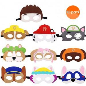 Paw Patrol Masks (10 pack)