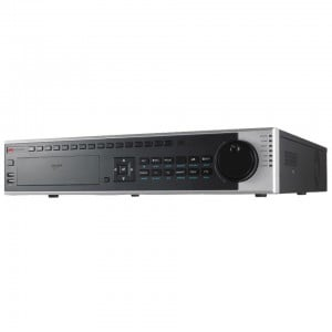 Hikvision 16-Channel (8 + 8) Embedded Hybrid Recorder (without Video Loop Output)