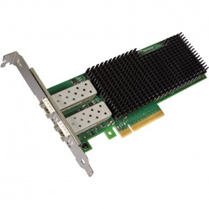 Intel 25 GbE Ethernet Network Adapter SFP28 Copper - Dual Port
