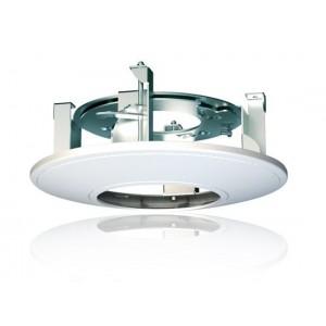 Hikvision Indoor Flush Mount Dome Bracket. Suitable for DS-2CD783F-E(I), DS-2CD754F-E(I), DS-2CD763NF-E, etc.