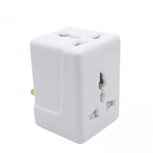 South African Plug Converter Multi Function Universal Adapter (SA EU AU UK US) Max 15A 250V