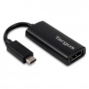 TARGUS USB-C to DisplayPort Adapter - Black