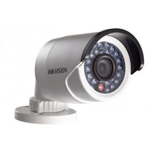 Hikvision HD720P Turbo HD Bullet Camera. Lens option: 2.8mm, HD720P Video Output, Adopt HDTVI Technology, True D/N, DNR, Smart IR, 20m IR Distance, IP66