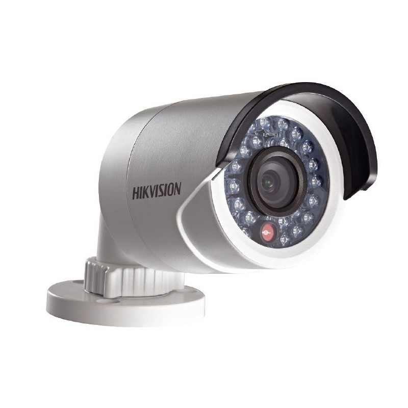 Hikvision HD720P Turbo HD Bullet Camera. Lens option: 3.6mm, HD720P Video Output