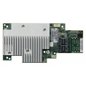 Intel Tri-Mode SAS / SATA / PCIe Full-Featured 8 port RAID Module
