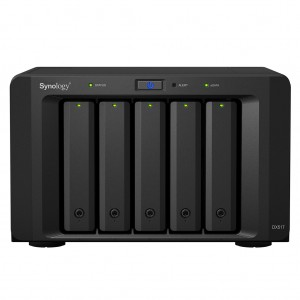 Synology 5-bay SATA Expansion Unit for DS1517+, DS1817+, DS1517, DS1817