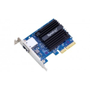 Synology Single-Port High-Speed 10gbase-T/Nbase-T Add-In Card For Synology NAS Servers