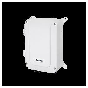 Vivotek Outdoor Unmanaged POE Box 8x 10/100 PoE Switch