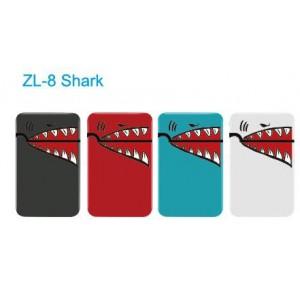 Zenga ZL-8  Mega Jet Flame Shark  Lighter- Mixed 12's