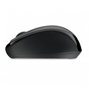 Microsoft Wireless Mobile Mouse 3500 - Black - Nano-Transceiver