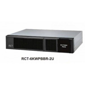 RCT Battery Bank (2U) for 6000-WPRU