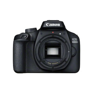 Canon EOS 4000D Black Body Camera