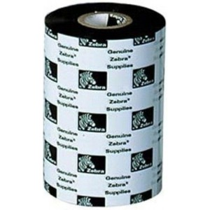 Zebra Original Wax/Resin Ribbon - 110mmx74m