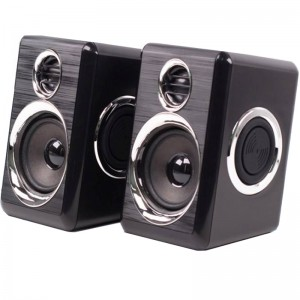 TUFF-LUV FT165  2x3W USB Compact Stereo Speakers with 3.5mm input