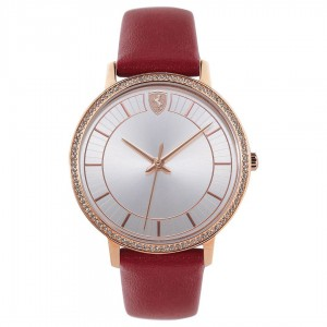 Ferrari Women Donna Ultraleggero Analog Watch