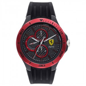 Ferrari Men Pista Analogue Watch