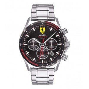Ferrari Pilota Evo Male 44Mm Watch