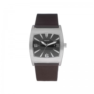 Tomato Gents Brown Dail Analogue Watch