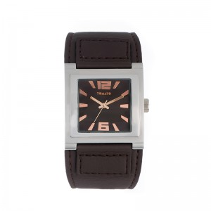 Tomato Gents Brown Dial Watch