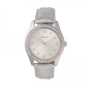 Tomato Ladies Mop Look Dial Silver Dial 39mm Watch